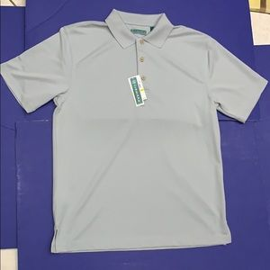 Cubavera Men's Short Sleeve Polo! NEW NEVER WORN!